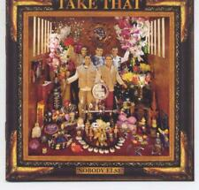 TAKE THAT (Robbie Williams) - rare CD album - Europe -