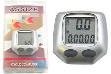 ASSIZE AS508 8 FUNCTION CYCLE COMPUTER SPEEDOMETER/ODOMETER