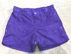 THE NORTH FACE girls Purple swim shorts size 7/8
