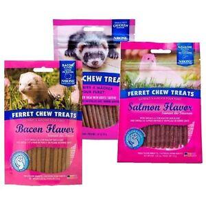N-Bone Ferret Chew Treats, 1.87 oz.  (Free Shipping in USA) Flavor Options