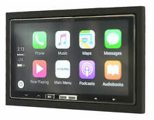 ALPINE Wireless Apple CarPlay Double DIN InDash TouchScreen Car Stereo | iLX-107
