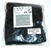 Kings Court 4XL Men's Underwear Boxers Size 4XL Briefs Big & Tall Black Stretch