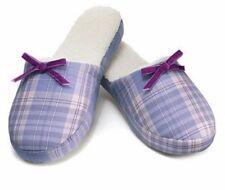 Victoria's Secret Flannel Slippers ~ New