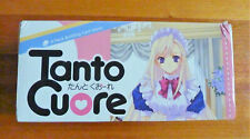 Tanto Cuore Deckbuilding Card Game w/ Private Maid Alternate Art Promo Cards