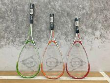Dunlop Squash Racquets, Set of 3