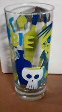 2021 SOLD OUT Brand New Rare SHAG Tiki Week Cocktail high ball glass ZOMBIE