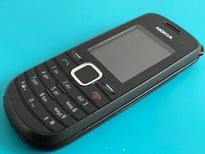 Nokia 1661 - Black (Unlocked) Mobile Phone