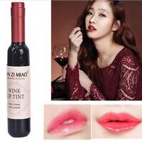 6 pcs Red Wine Lipstick Waterproof Matte Gloss Liquid Lipgloss Cosmetic Lipstics