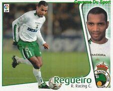 MARIO REGUEIRO URUGUAY RACING SANTANDER CROMO STICKER LIGA ESTE 2005 PANINI