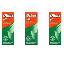3x Olbas Oil 12ml