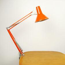 Lampa kreślarska HCF typ 85, Dania lata 60. industrial skandynawia