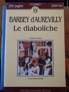BARBEY D'AUREVILLY - LE DIABOLICHE - NEWTON