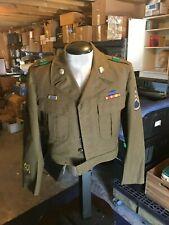 WW2 US Army Uniform 8th ID 12th Engineers