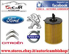 FILTRO OLIO BOSCH 1457429238 GRUPPO PSA MOTORI 1.4 1.6 HDi - FIAT SCUDO 1.6 MJet