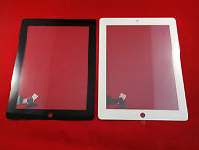 Touch Screen Glass Digitizer Replacement Lot of 10  For iPad 2 5 White - 5 Black