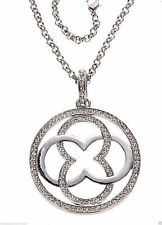 Unisex Modeschmuck-Halsketten & -Anhänger aus Strass für besondere Anlässe