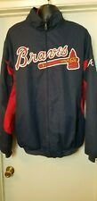 Atlanta Braves Jacket Men's 3XL Majestic Performance Apparel Therma Base MLB