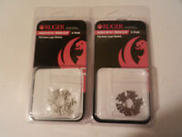 Ruger Moon Clips;  Made for SP101 9mm Revolver;  2 Packs of 3 Clips;  90516