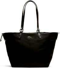 Borsa Shopping Donna Lacoste Bag Woman Large Carryall NF1245CZ 000 Black