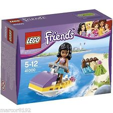 Lego Water Scooter Fun Polly Pocket Friends Kate (4100) 28 PCS Building Toy Set