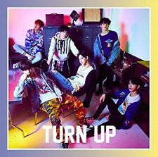 GOT7 Japan 2nd Mini Album [TURN UP] Type C (CD only) Jinyoung&Youngjae Limited