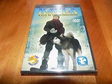 KAYLA A Cry in the Wilderness RARE FAMILY Sled Dog Canada Wilderness DVD NEW