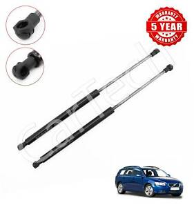 2x VOLVO V50 REAR BOOT GAS TAILGATE SUPPORT STRUT 2004-2012 430N 30674718