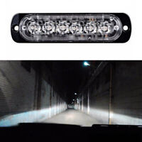 1* DC 12V 18W LED Light Work Bar Lamp Driving Fog Offroad SUV 4WD Car Boat Truck