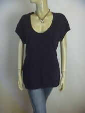SPORTSCRAFT Pure WOOL Short Sleeve Jumper sz 10 S - BUY Any 5 Items = Free Post