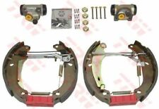 GSK1026 TRW Brake Shoe Set Rear Axle