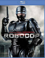 Robocop REMASTERED (Blu-ray Disc, 1987) - NEW!!
