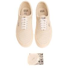 Rrp €110 Vans X Wtaps Leather Sneakers Eu 42.5 Uk 8.5 Us 9.5 Snakeskin Pattern