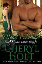 Heart's Delight (The Lost Lords of Radcliffe) (Volume 1) by Holt, Cheryl