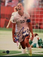 Carli Lloyd Autographed 11X14 Team USA Photo w/ COA Authentication