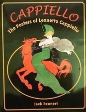 LIVRE : POSTERS/AFFICHE > LEONETTO CAPPIELLO