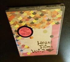Heart Films Volume 2 (DVD) snowboarding stunts film video Tadashi Fuse NEW