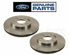 For Ford Escape Mazda Tribute Mercury Mariner Set of Two Front Brake Discs OES