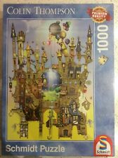 Castle in the Air by Colin Thompson Schmidt 1000 piece jigsaw.