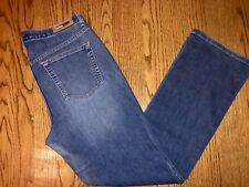 Vintage Tommy Hilfiger Bootcut Jeans Size 10 Womens Medium Wash