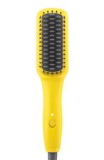 Drybar The Baby Brush Crush Mini Heated Straightening Hair Brush