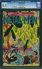 METAL MEN #1 CGC 4.5