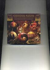 CHRISTMAS ALBUMS VOLUME TWO - EVERLY BROTHERS PEGGY LEE SINATRA - 4 CDS - NEW!!