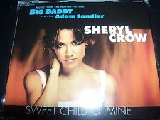 Sheryl Crow Sweet Child O Mine Australian CD Single