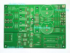 High-end Stereo Class A Headphone Amplifier PCB base on Lehmann circuit Board