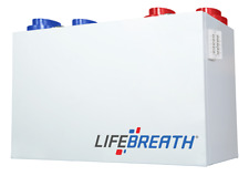 Lifebreath RNC 205 Heat Recovery Ventilator 225 CFM Indoor Air System