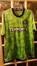 Celtic Football Club Nike DRI-FIT Jersey #14 Sean Adult L Bhoys Hoops Celts F.C.