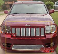 Fits 09-10 Jeep Grand Cherokee SRT8 Mesh Grille Combo