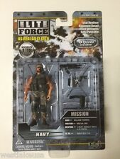 BBi 1/18 scale Figure: William Thomas Special Ops with AK47 riffle and 45 Pistol