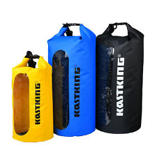 KastKing Waterproof Dry Bag Roll Top Dry Gear Bag for Kayak,Fish 10L/20L/30L US