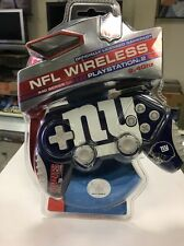 Playstation 2 Madcatz NFL Wireles Controller - New York Giants